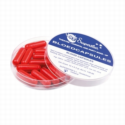 Bloedcapsules (12 stuks)