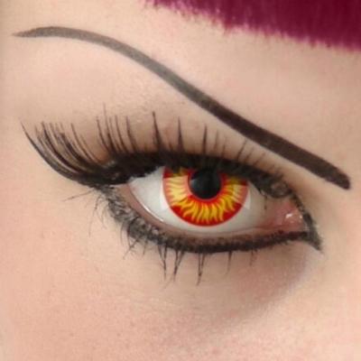 Funlenzen, TerrorEyes contactlenzen, Wolf Eye - LAATSTE