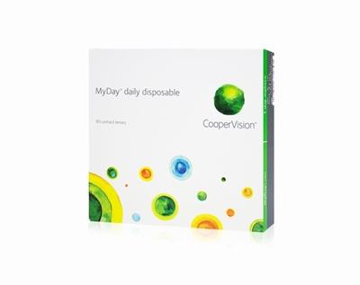Daglenzen MyDay van Coopervision, 90 pack