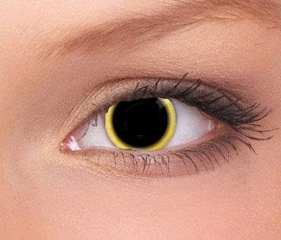 Terror Eyes  funlenzen Solar Eclipse