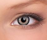 Glamour Grey contactlenzen op sterkte, 3 maanden draagbaar