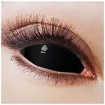 Sclera Sabertooth Funlenzen 22mm, zwart, jaarlenzen