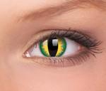 Crazy lenzen, Dragon Eyes - Green
