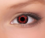 Terror Eyes funlenzen Lava Eye, 3 maands lenzen